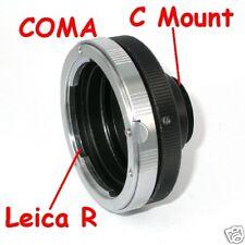 C mount Raccordo adattatore passo C CS a obiettivo Leica R Adapter lens - 2549