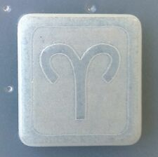 Flexible Resin Astrology Zodiac Aries Sign Mold