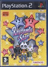 RHYTHMIC STAR! PLAYSTATION 2 GIOCO PS2 PAL ITA NUOVO SIGILLATO