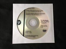 HP 2760 Driver Application CD DVD Disc