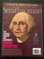 K) New Smithsonian Secrets of American History September 2017 History Magazine