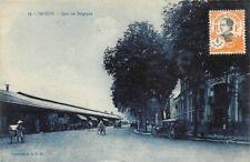SAÏGON - Quai de Belgique - INDOCHINE