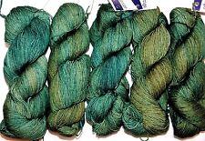 FRESCO Y SECO Lg 440yd Skein Malabrigo SOCK x-Soft Sprwsh Merino Wool Shawl YARN