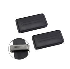 1 Pair of Seatbelt Adjuster Clip Belt Strap Clamp Shoulder Neck Comfort Adjustme