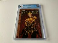 YOUNGBLOOD 1 CGC 9.8 WHITE PS DYNAMIC FORCES GOLD FOIL VARIANT AWESOME COMICS B