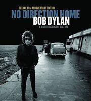 BOB DYLAN/MARTIN SCORSESE - NO DIRECTION HOME: 10TH ANNIVERSARY EDITION DVD NEU