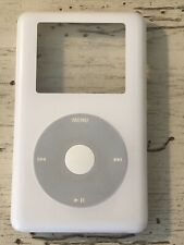 Apple iPod Classic 4th Gen White ModelA1059 Front panel with click wheel USED