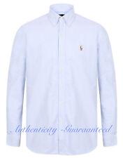 Ralph Lauren Men's Long Sleeve Regular Fit Shirt - XL