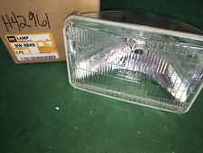 Cat Halogen Lamp Pt 9w 0049 Caterpillar Head Light Oem New