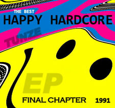 RAVE ACID HOUSE  CD  OLD SKOOL  HAPPY HARDCORE CLASSIC'S  EP