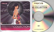 Tokyo Project Presents: The Collection UK promo test 3-CD Scissor Sisters