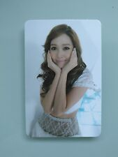 KPOP OFFICIAL JESSICA ver. SNSD The Boys Album PHOTO CARD