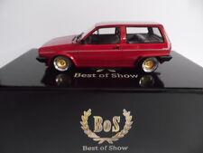 1 18 VW Polo 2 86c Steilheck Fox Tuning OVP Limitiert Selten Rar Oldtimer Kult