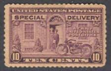 USA E12 OG NH U/M VF $95 SCV