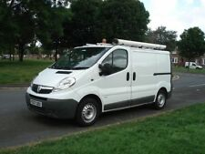 Vauxhall Commercial Vans & Pickups with 3-4 Seats