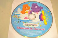Care Bears: Adventures in Care-A-Lot - Episodes 1-4 (DVD)Disc Only Free Shipping