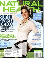 Natural Health Magazine April 2005 Super Simple Detox EX 082516jhe