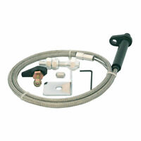 Transmission Kickdown Cable For Turbo TH350 GM Adjustable Use With P/N 24283