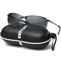 NEW Men's Polarized Sunglasses Driving Aviator Sun Glasses Sport Eyewear