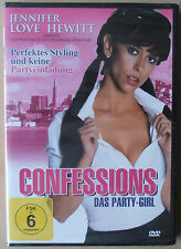 Confessions - Das Party Girl - DVD neu & OVP