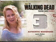 The Walking Dead Season 3 Part 2 Wardrobe Card M52