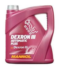 MANNOL 4L DEXRON III 3 Automatic Transmission Fluid ATF Ford Mercon V MB 236.1