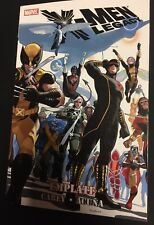 X-MEN LEGACY Emplate  - Marvel Comics - Trade Paperback TPB