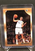 1998-99 Topps Dirk Nowitzki Rookie Card RC Dallas Mavericks