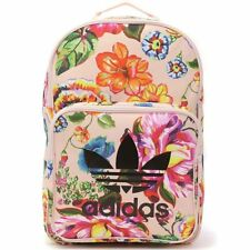ADIDAS CLASSIC BACKPACK FLORAL LOLITA Multicolor trefoil logo daypack college