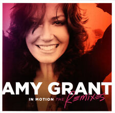 Amy Grant - In Motion - The Remixes CD 2014 Sparrow Records ** NEW **