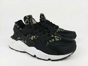Animal Print Athletic Shoes Leopard Nike Huarache for Women for ...