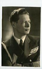 Vintage Photo Autographed King Michael I of Romania