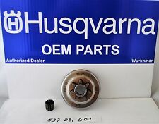Husqvarna OEM 537291602 Chainsaw Clutch Drum and Bearing  for  455 460 Rancher