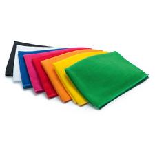 stock 8 asciugamani da palestra 45 x 30 colorati sport asciugamano telo palestra