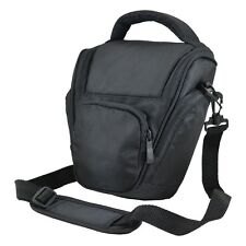 AX7 Black DSLR Camera Case Bag for Canon PowerShot SX50 SX40 HS SX30 IS SX500 IS