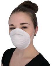 50 Mundschutz Staubmaske Atemschutzmaske Feinstaubmaske Gesichtsmaske Nasenbügel