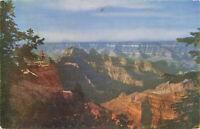 Postcard Grand Canyon National Park Arizona Overlook
