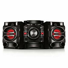 Lg Cm4360 Hi-Fi Entertainment System W/ Bluetooth, Cd, Usb, Digital Player