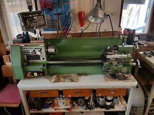 Tischdrehmaschine KAMI 700L