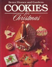 Better Homes and Gardens Cookies for Christmas by Better Homes and Gardens Books