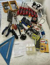 Electronics Grab Bag - Tools - Parts - Soldering - Cables - Whole Sale Lot