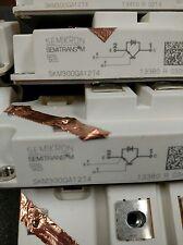 SKM300GA12T4 SEMIKRON Transistor: IGBT, 1.2kV, 300A, SEMITRANS4 QTY 1