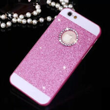 Girls Bling Glitter Crystal Diamond Phone Case Cover For iPhone 5s 6 6s 7 Plus