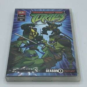 Teenage Mutant Ninja Turtles - Season 1: Part 1 -  (DVD, 2-Disc Set)