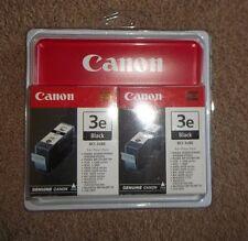 Canon 3e, OEM, black ink cartridge, BCI-3eBK