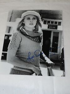"""Faye Dunaway Autographed Bonnie Parker and Clyde Movie Photo 8"""" X 10"""""""