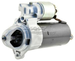 Remanufactured Starter  BBB Industries  17497