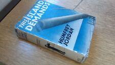 This Island Demands, Humfrey Jordan, Hodder and Stoughton, 1942,
