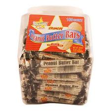 Atkinsons Crunchy Peanut Butter Bars - Jar 0.34 Oz Each ( 160 In A Pack )