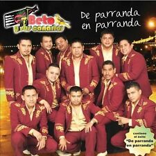 FREE US SHIP. on ANY 2 CDs! NEW CD Beto Y Sus Canarios: De Parranda En Parranda